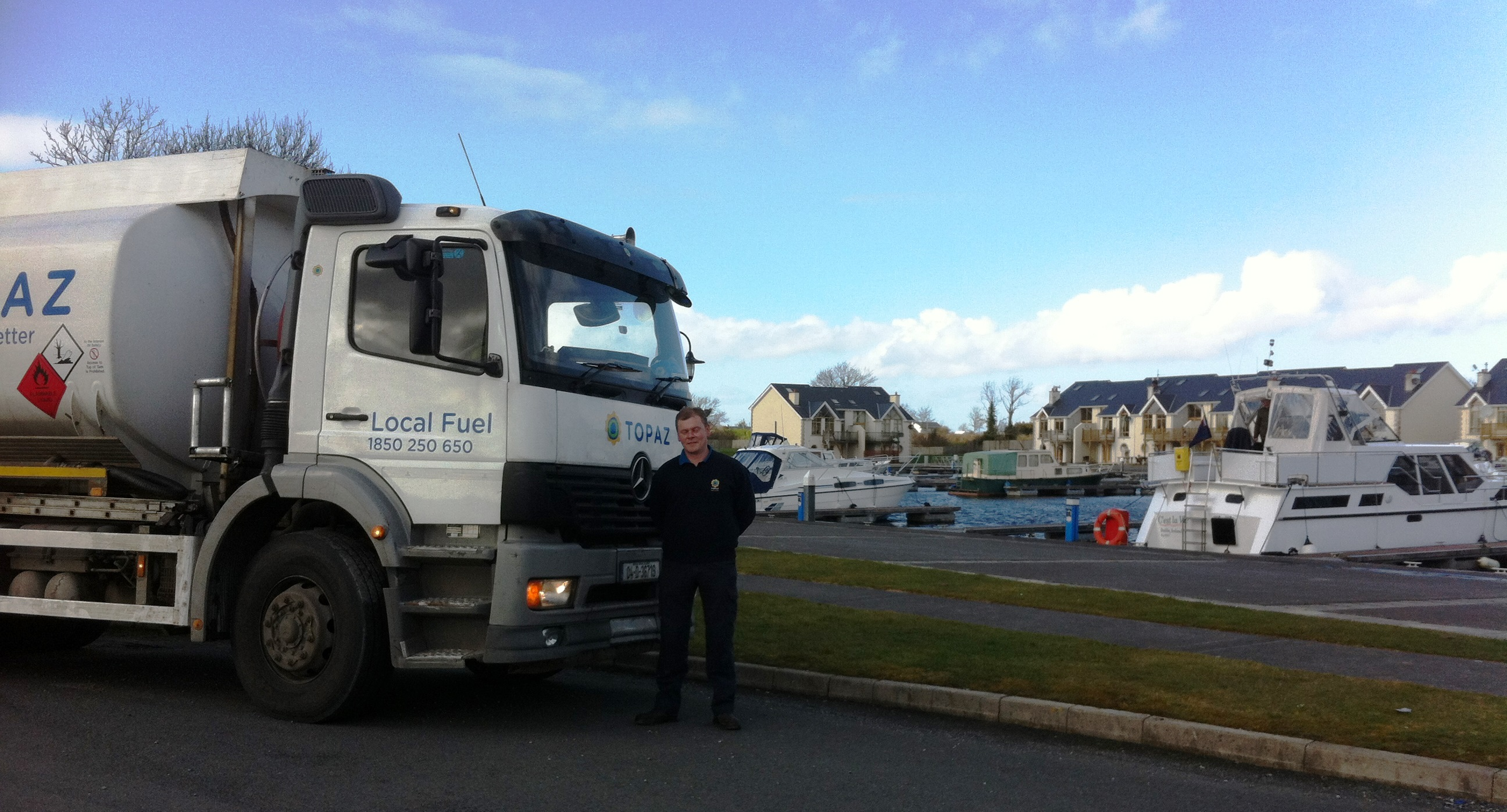 The Dover – Calais Delivery Team have a Practice Day – 13 days to go