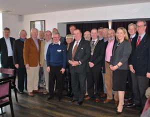 Dublin Fingal Rotary Club Members