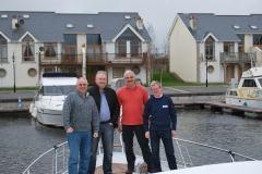 Pat, Gerry, Noel & Adrian (l/r)