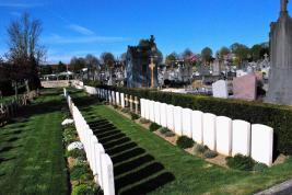 Military Cemetary Cambrai