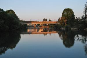 new bridge across Marne