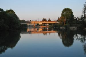 new bridge across Marne