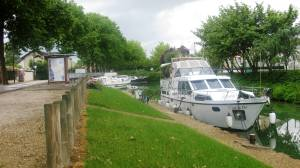 The Port in Vitry le Francois