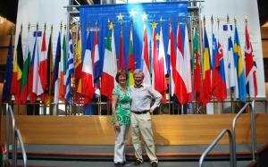 Flags of the EU members