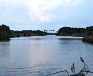 Mittelland Canal - wide-straight- efficent- booring