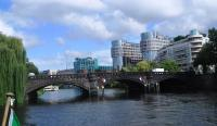 Berlin - modern city
