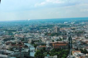 View from Berlin Tower