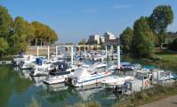Chalon Marina- our new home