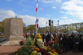 Chalon War Memorial