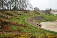 The Amphitheatre- the largest in the Western Roman World
