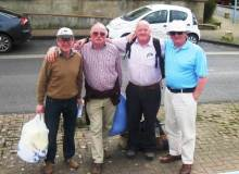 the dover delivery team who helped me get the boat to France
