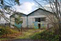 disused factory building,