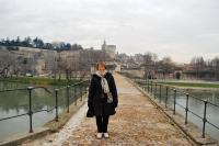 Nuala sur La Pont d' Avignon